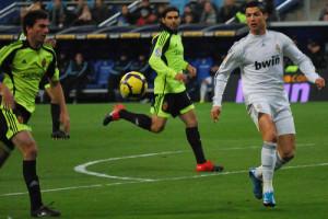 Real Madrid har den største stjernen. (CC BY-SA 2.0) av Jan S0L0